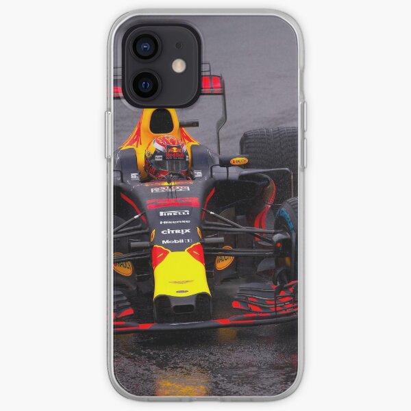 Fórmula 1 Funda blanda para iPhone