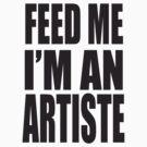 Feed Me by MiniMumma
