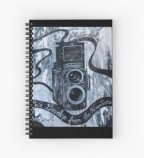 Like is like Photography  Spiral Notebook