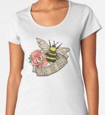 SAVE the Bees! Women's Premium T-Shirt