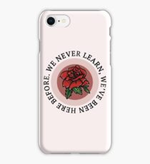 HS1 - Styles Album Sign of the Times Badge iPhone Case/Skin