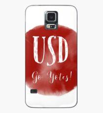 University of South Dakota  Case/Skin for Samsung Galaxy