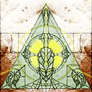 Saint and Demons by edwin rivera
