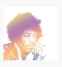 JIMMY HENDRIX Photographic Print