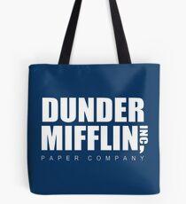 Dunder Mifflin Tote Bag