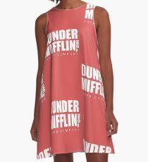 Dunder Mifflin A-Line Dress