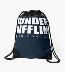 Dunder Mifflin Drawstring Bag