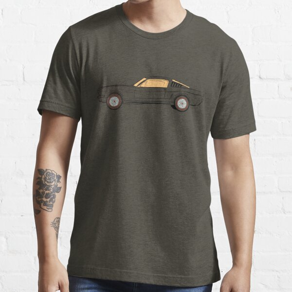 1966 Ford Mustang Fastback Essential T-Shirt