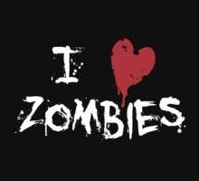 I HEART ZOMBIES...