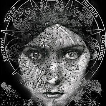 The Eyes of Alchemy Dark by thelostsigil