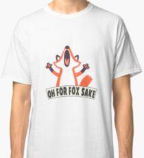 FFS - For Fox Sake Classic T-Shirt
