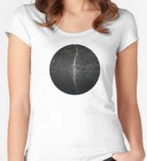 Waterfall (The Unknown) Women's Fitted Scoop T-Shirt