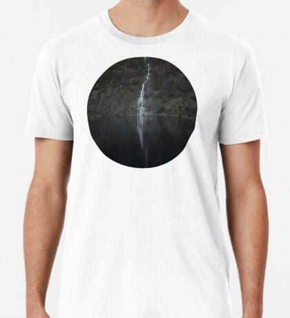 Wasserfall (Das Unbekannte) Premium T-Shirt