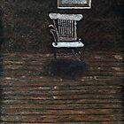 Ghost Town Chair--Warmer Version by lisavonbiela