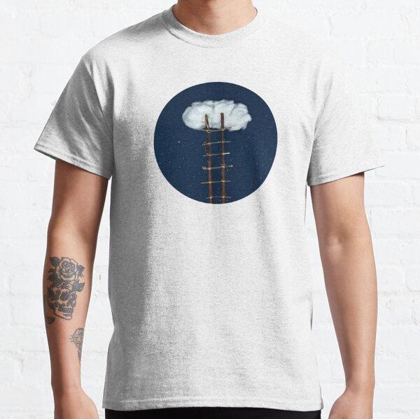Escalera a las nubes Camiseta clásica