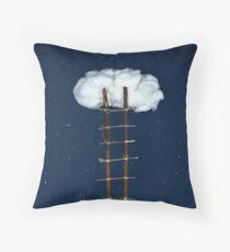 Treppe zu den Wolken Dekokissen