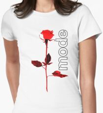 Mode Rose Women's Fitted T-Shirt