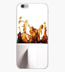 A Splash of Coffee iPhone Case