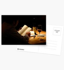 The Reading Postcards
