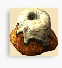 Sweet Roll This! Canvas Print