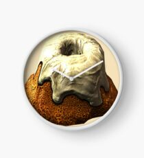 Sweet Roll This! Clock