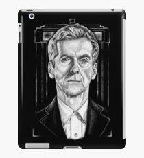 The 12th (Dark Variant) iPad Case/Skin