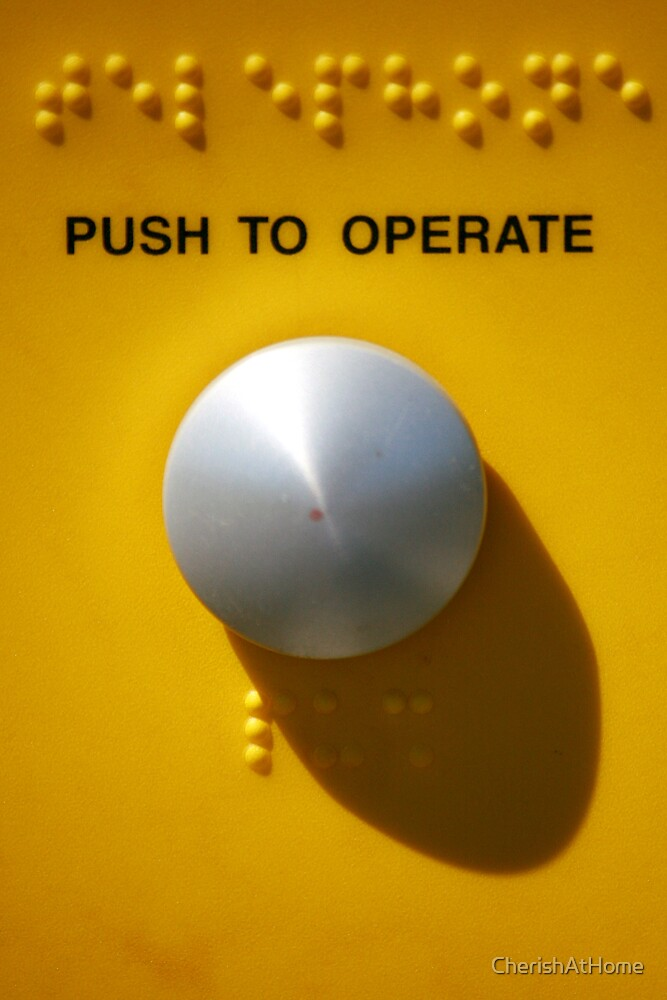 Panic Button by CherishAtHome