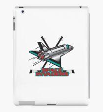 Space Invaders Hockey Club iPad Case/Skin