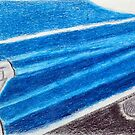 Retro Car--Fenders Rule! by lisavonbiela