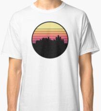 Detroit Skyline Classic T-Shirt