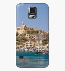 Mġarr Harbour, Gozo Case/Skin for Samsung Galaxy