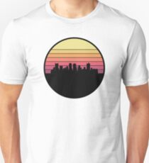 Fort Worth Skyline Unisex T-Shirt