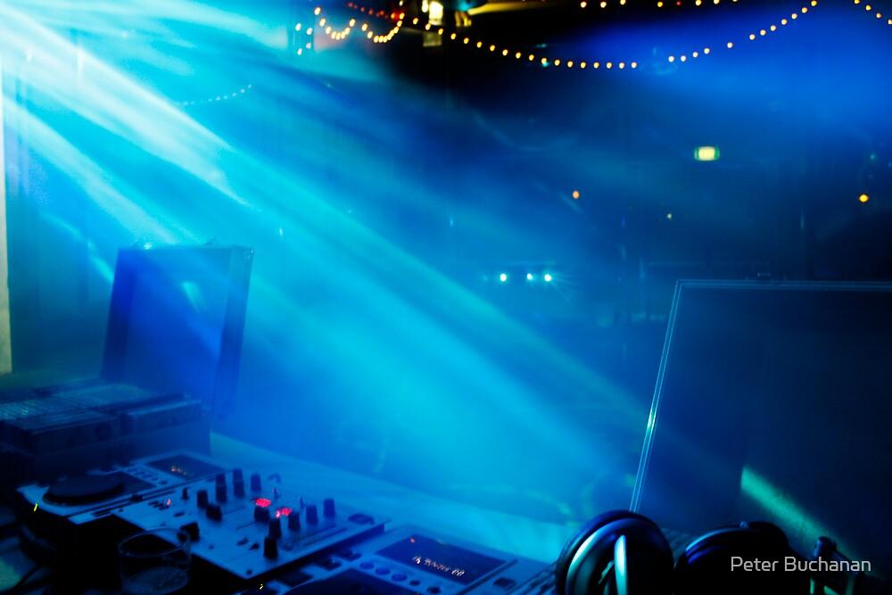 DJ Lights by Peter Buchanan