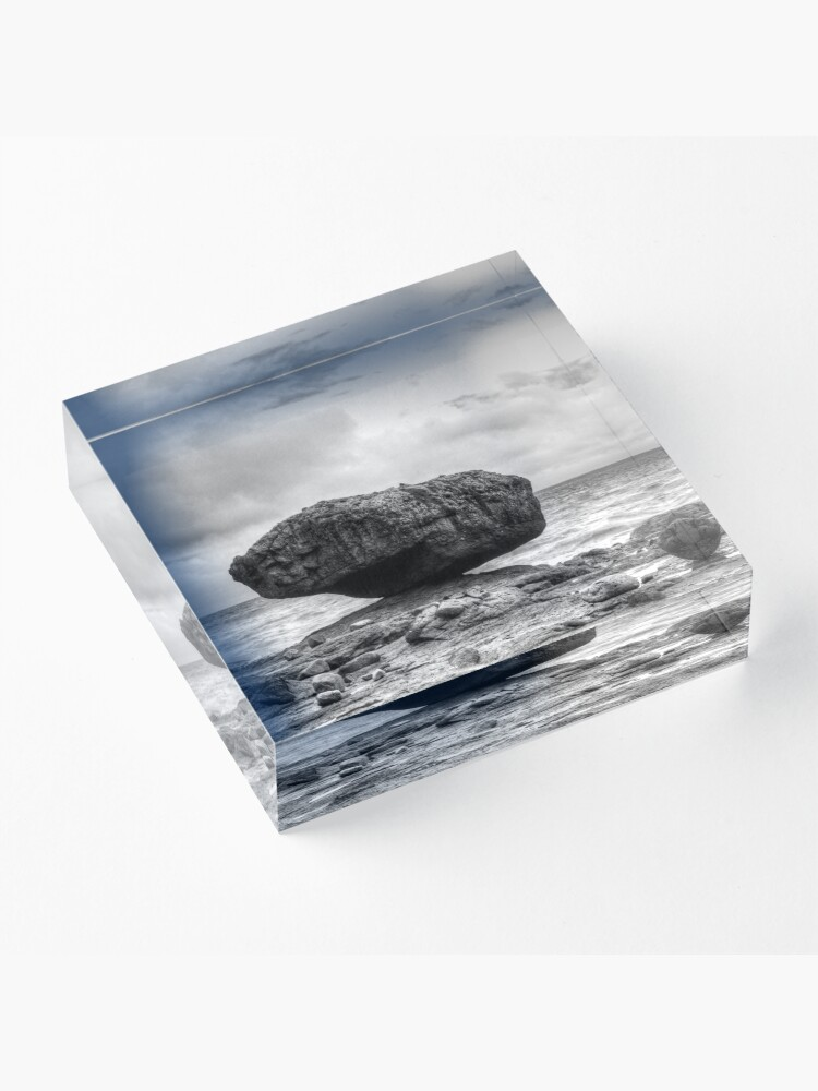 Alternate view of Find Your Balance Acrylic Block