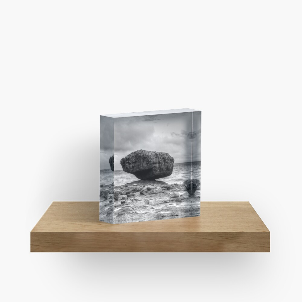 Find Your Balance Acrylic Block