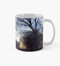 December Twilight at Monticello Mug