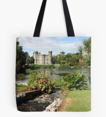 Johnstown castle view 2 Tote Bag