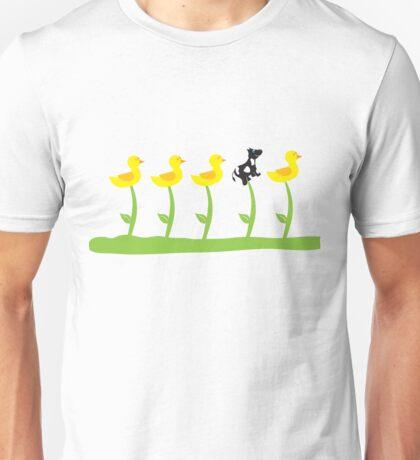 Duck, duck, duck COW! T-Shirt