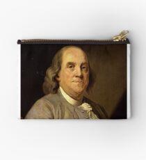 Bolso de mano Benjamin Franklin