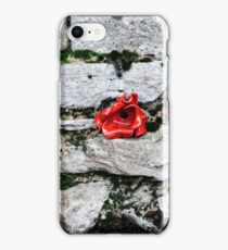 Tower of London Poppy artists exhibition... iPhone Case/Skin