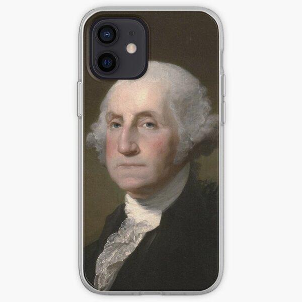 George Washington iPhone Soft Case