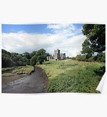 Tintern Abbey view 3 Poster