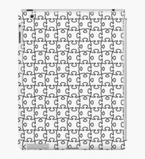 Puzzle Wall iPad Case/Skin
