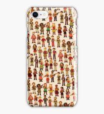 comet ensemble iPhone Case/Skin