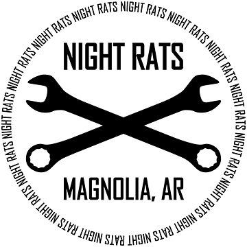Night Rats wrench circle by ClassyClarence