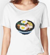 Neon ramen Women's Relaxed Fit T-Shirt
