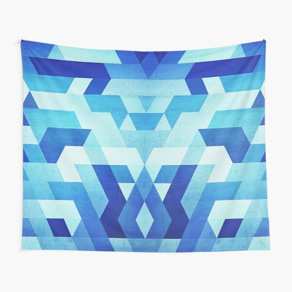 Abstract Geometry  Tapestry