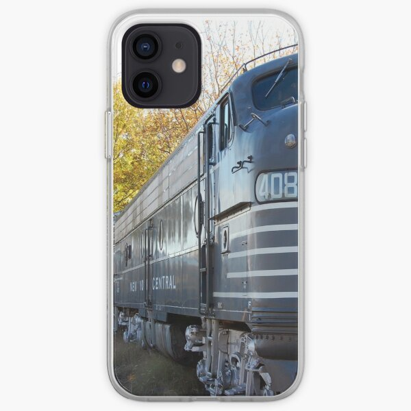 Fall Aboard iPhone Soft Case