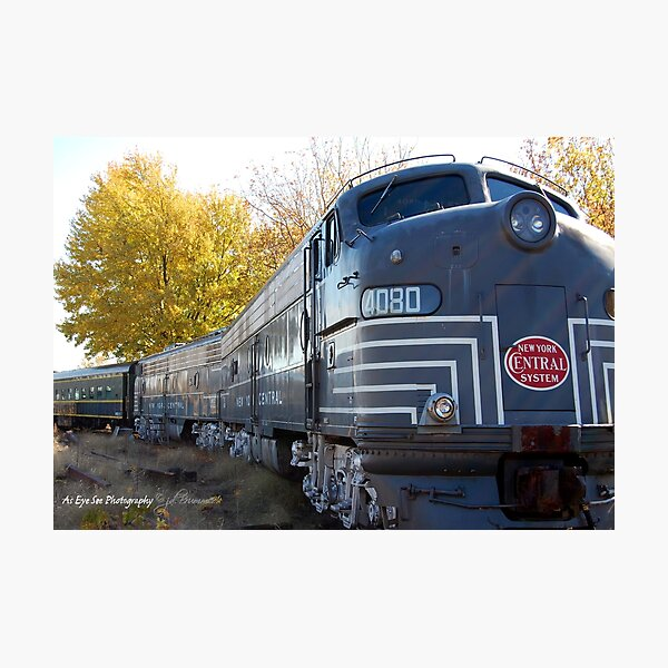 Fall Aboard Photographic Print