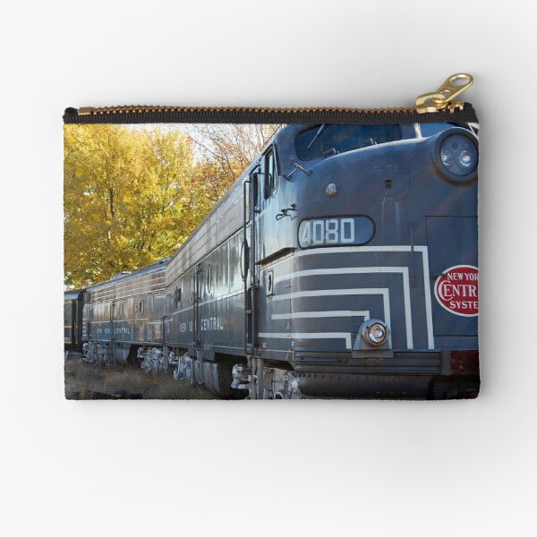 Fall Aboard Zipper Pouch